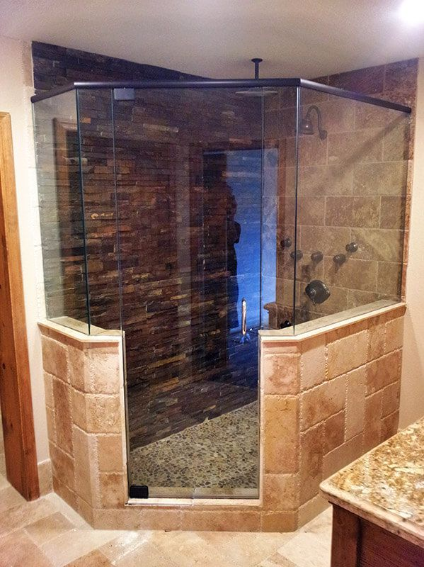 Shower Doors Gallery | The Original Frameless Shower Doors