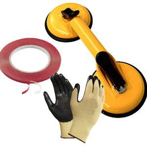 Shower Door Tools & Supplies
