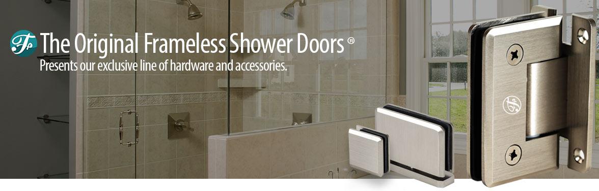 Frameless Shower Door Supplies