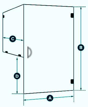 90 Degree Layout 13 The Original Frameless Shower Doors
