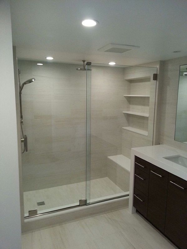 estate products frameless doors door easco shower
