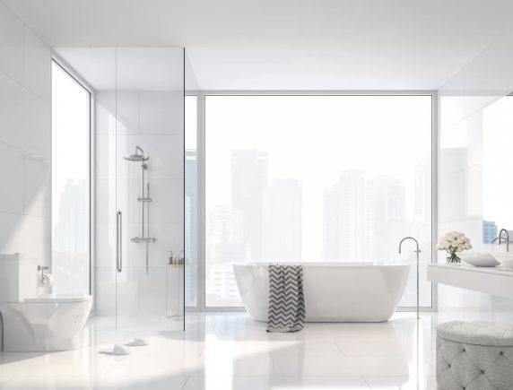 frameless shower doors Delray Beach