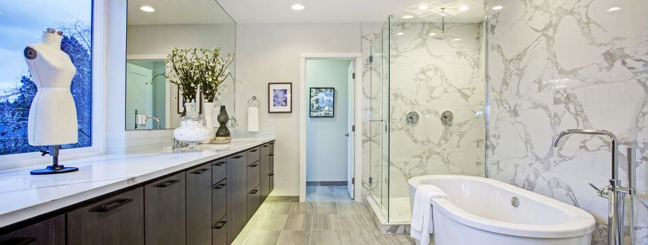 frameless shower doors in Doral