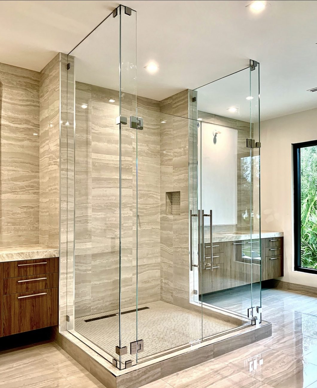 Steam Shower Enclosures Frameless Shower Doors