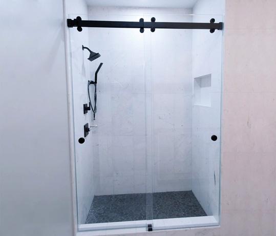 Custom Shower Enclosures Design Your Shower Door The Original Frameless Shower Doors